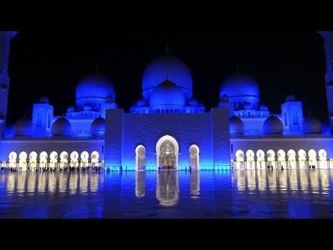 VIDEOS - ABU DHABI - MEZQUITA SHEIKH ZAYED