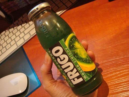 Frugo zielone.