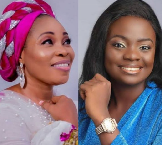 """Adeyinka Alaseyori celebrates Tope Alabi months after she criticized her for referring to God as """"Oniduro mi"""" in a song"""