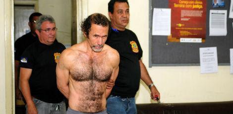 Jorge Beltrão (foto), Isabel da Silveira e Bruna Cristina são acusados de matar Jéssica Camila da Silva Pereira, em 2008 / Foto: Arquivo JC Imagem