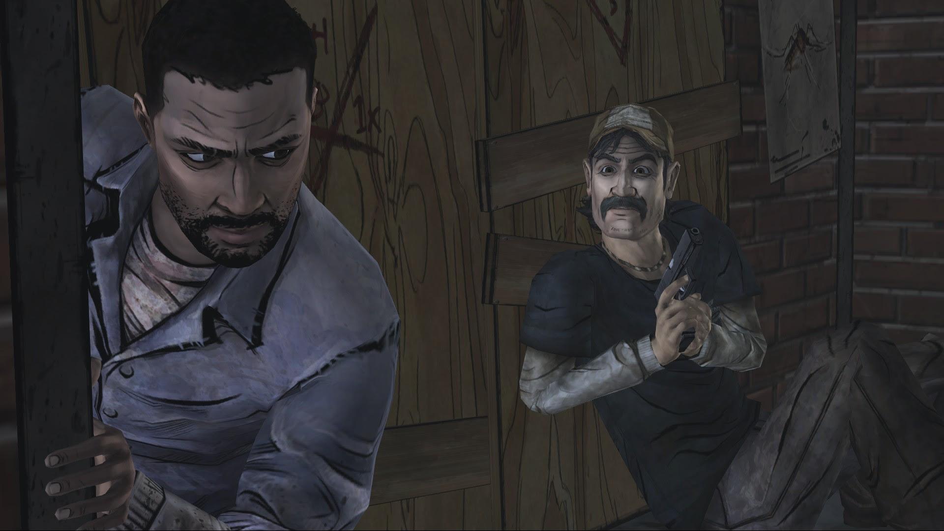 The Walking Dead Episode 4 Around Every Corner Darkstation