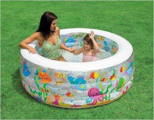 60 Quot X 22 Quot Aquarium Pool For 13 99 Above Ground Pools