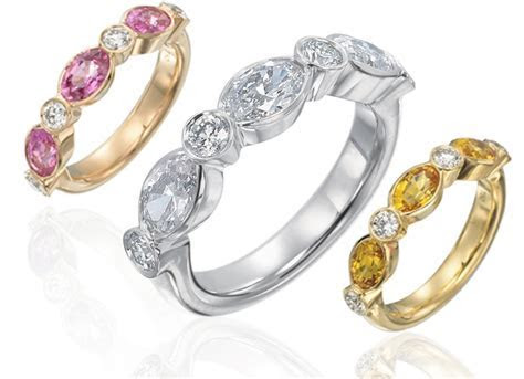 Gumuchian Marbella Stackable #Rings   Gumuchian Bridal