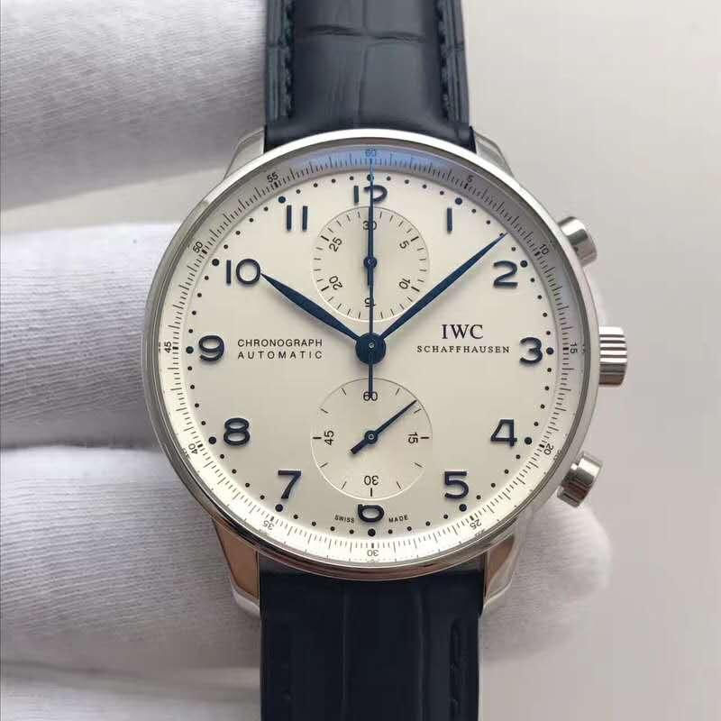 ZF IWC Portuguese Chronograph Replica