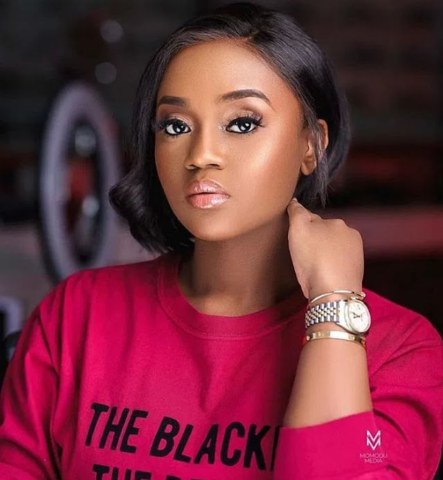 """""""Leave Me Alone"""" – Chioma Replies Follower Who Asked Her To Stop Bottle Feediang Her Son"""