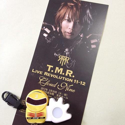 T.M.R. Live 11-12 @ 長崎市民会館!