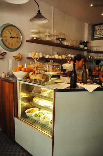 cake counter