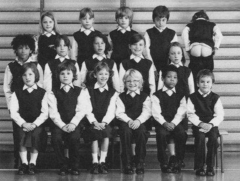 vintage school picture or future olive school picture?