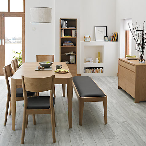 Buy John Lewis Domino Dining Room Furniture online at John Lewis