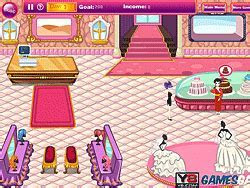 The Wedding Planner Game   Play online at Y8.com