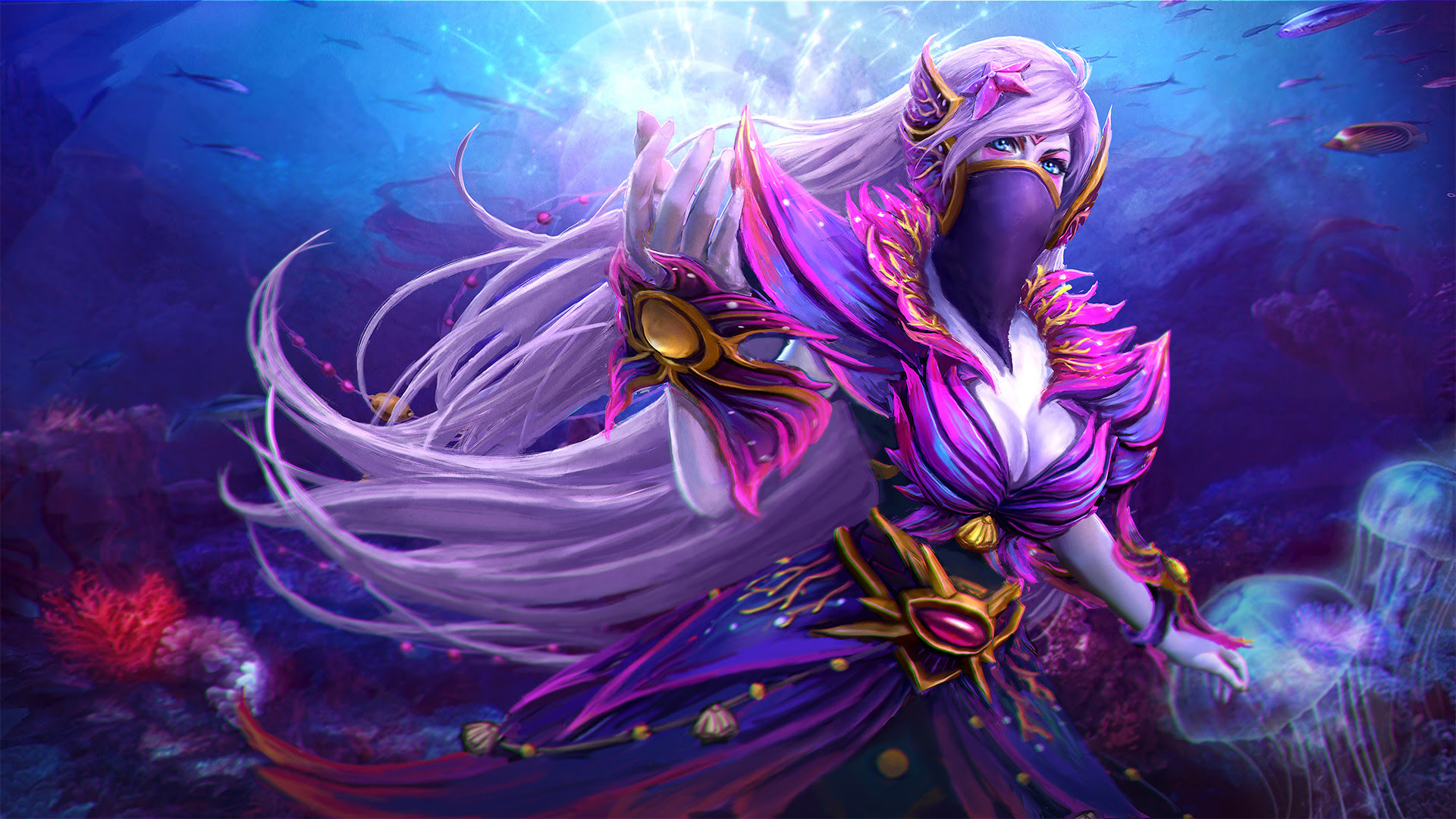 Dota 2 Templar Assassin Wallpaper 82 Images