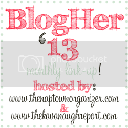 BlogHer Link Up