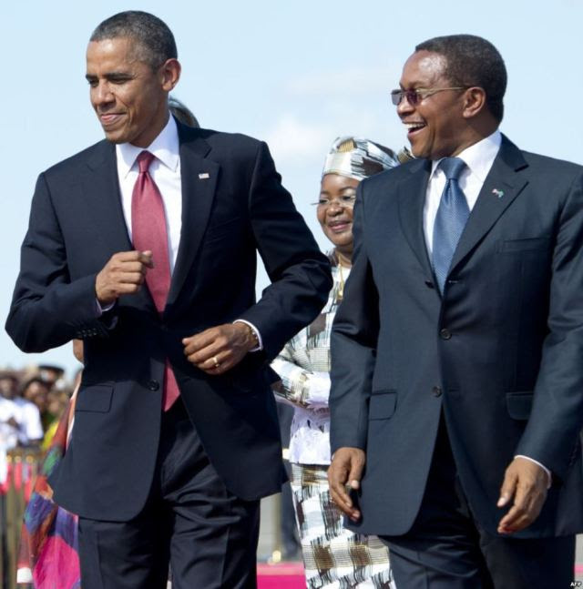 The First Family Tanzania 2013-204