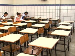 Carência de professores compromete ensino em escolas estaduais de AL (Foto: Reprodução/TV Gazeta)