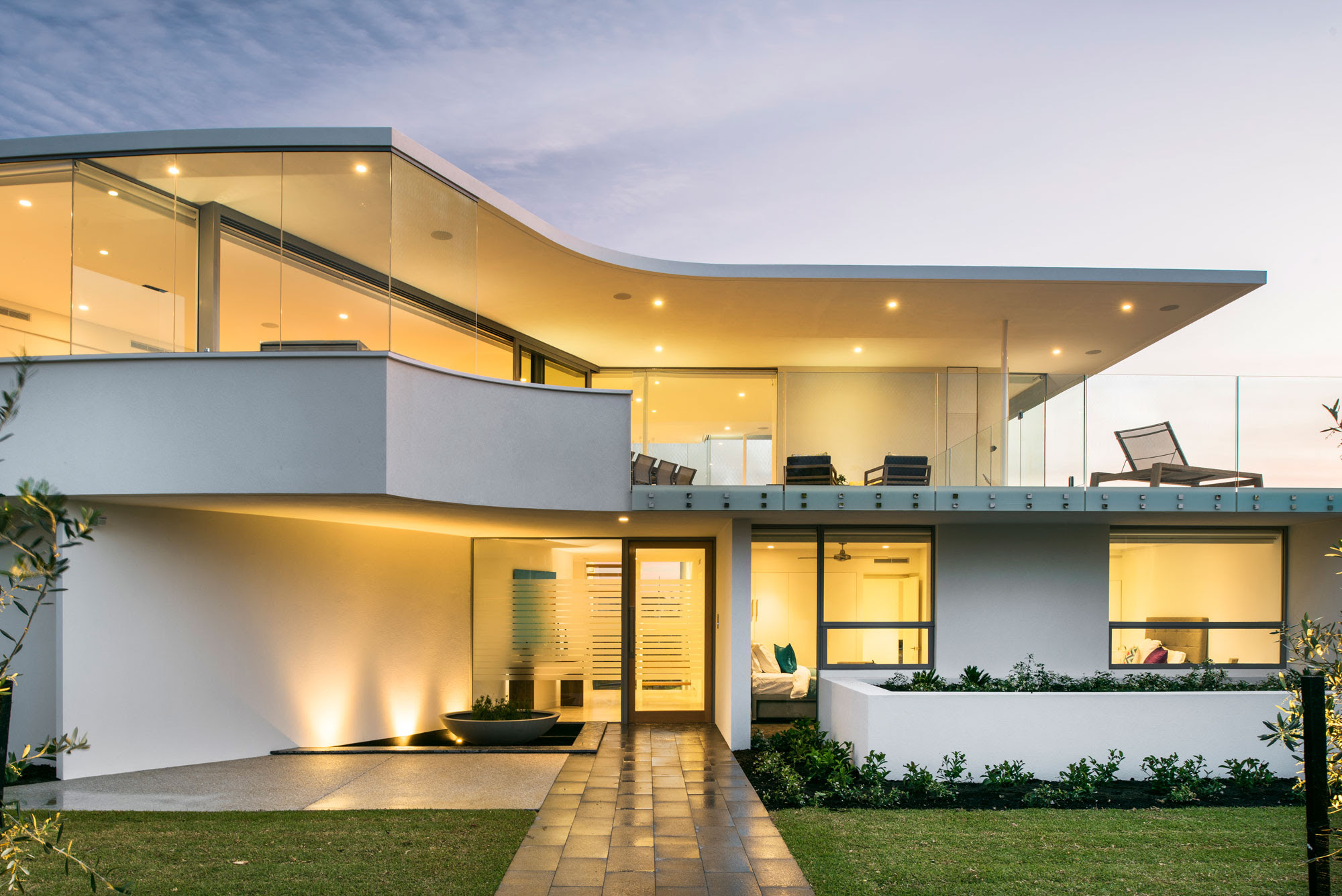 City Beach House In Perth Australia 37