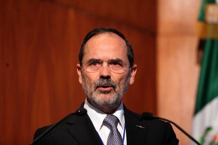 El líder del PAN, Gustavo Madero. Foto: Germán Canseco.