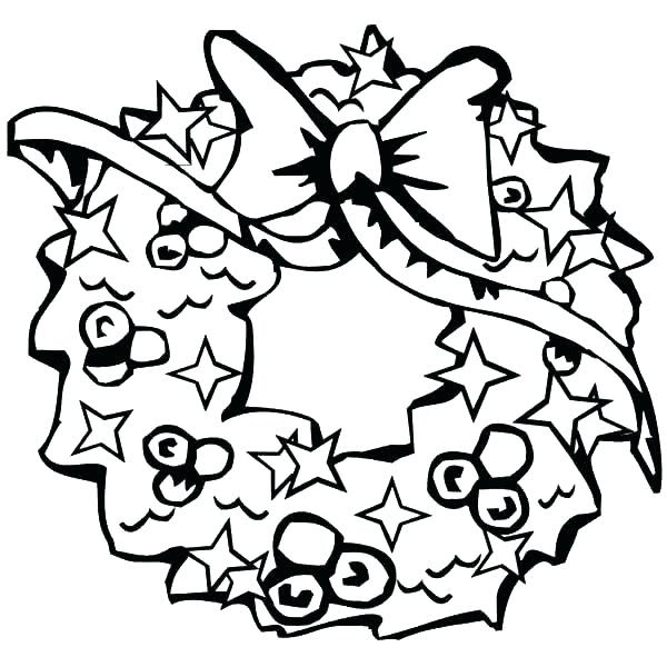 Advent Wreath Coloring Pages Printable at GetColorings.com ...