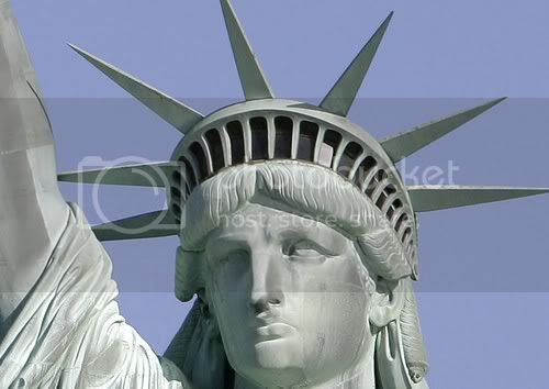 the statue of liberty crown. The Statue of Liberty#39;s crown,