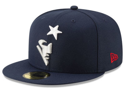 New England Patriots New Era NFL Logo Elements Collection 59FIFTY Cap  lids.com