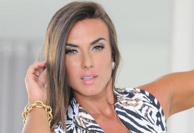 Nicole Bahls soube pela internet que estava solteira  - Ag.News