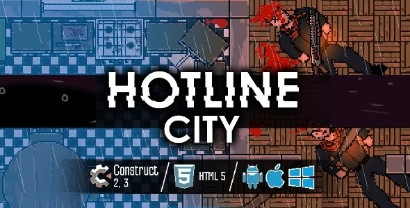 Hotline City - Shooter Game