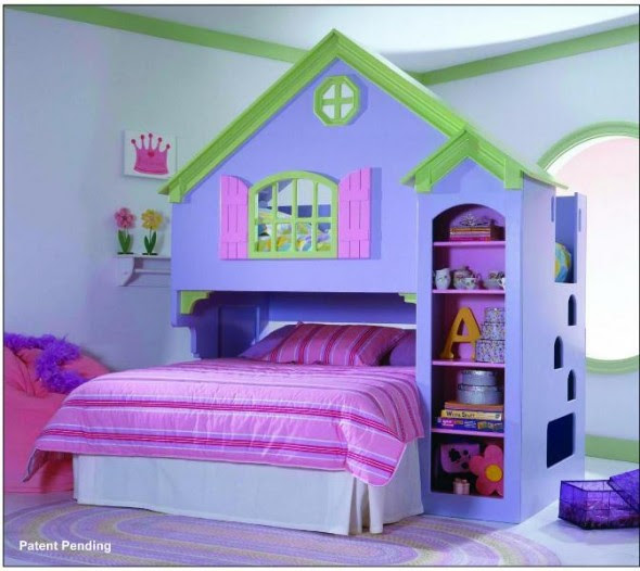 Stylish Bunk Beds For Girls!