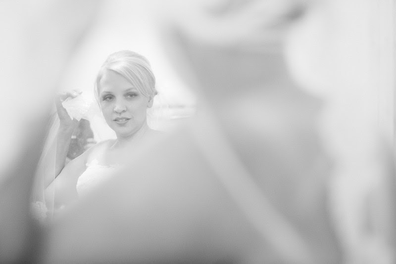 Pre-ceremony and prep photos with the bride and Groom at Williams Tree Farm for an October Wedding in Rockton il.