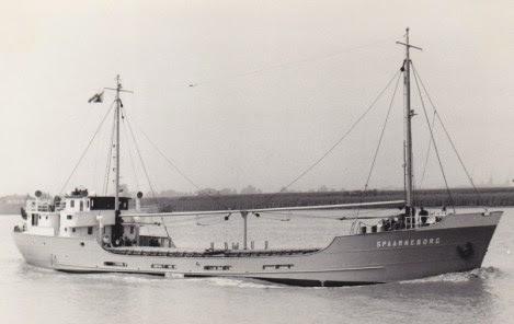 spaarneborg   Op 21 september 1957