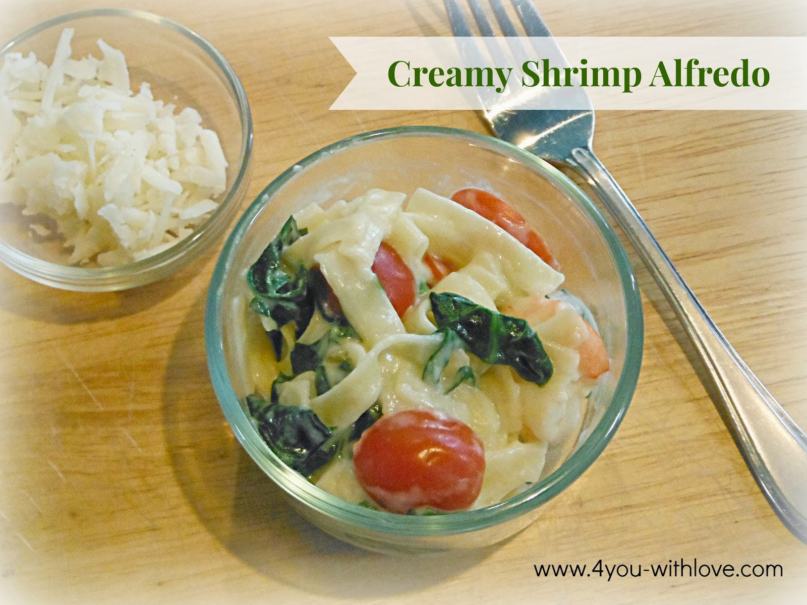 Creamy Shrimp Alfredo It Easy With Knorr Pasta Sides 4 You With Love