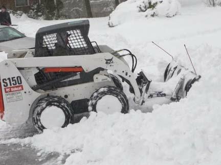 2010 Snow in Baltimore  HomeRome.com