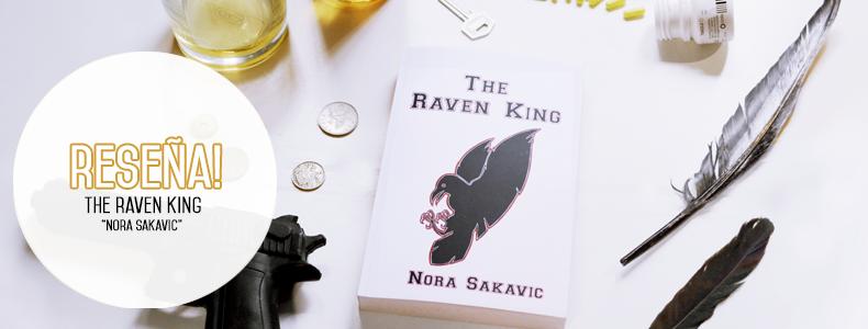the raven king nora sakavic pdf
