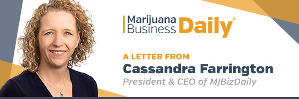 Visit MJBizDaily.com for the latest cannabis news