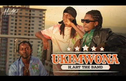 Download or Watch(Official Video) H_art the band - Ukimwona