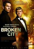 Broken City Filmplakat