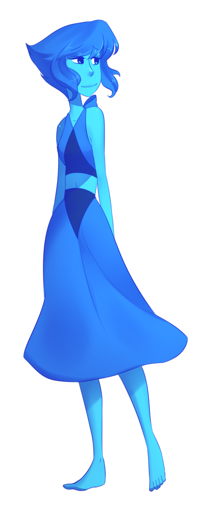 Lapis Lazuli, in all hues! They all have little captions on them that are probably dumb BUT doesn't matter, what's important is… Lapis.