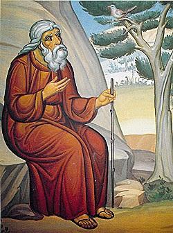 Ορθόδοξος Συναξαριστής :: Όσιος Ησαΐας κτίτωρ της Ιεράς Βασιλικής και  Σταυροπηγιακής Μονής Κύκκου