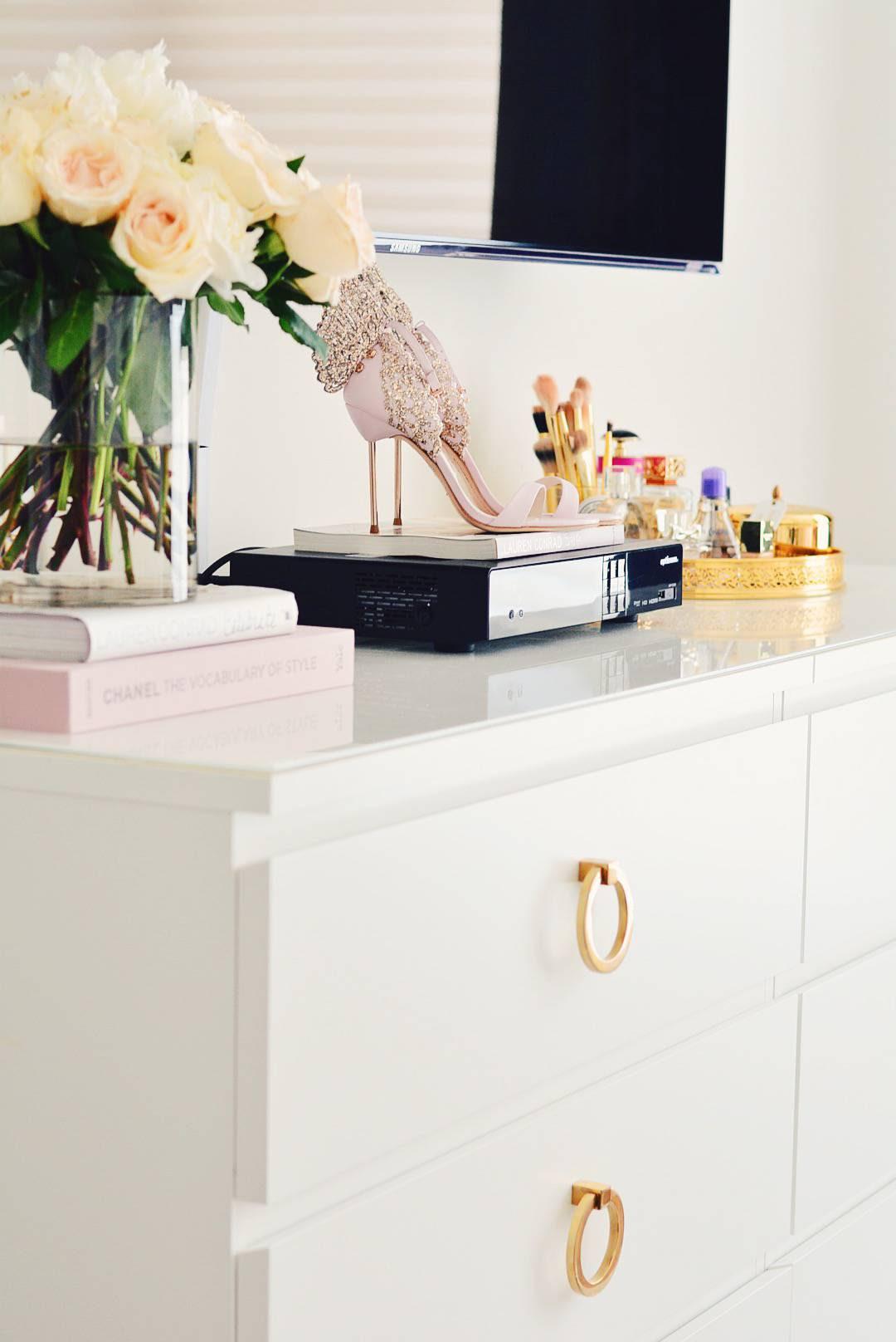 Ikea Malm Dresser Hack Legs Wohnzimmer Einrichten