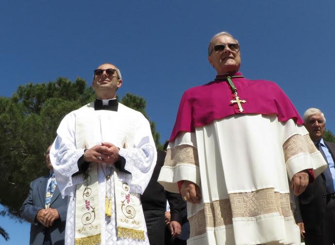 Il vescovo Mogavero