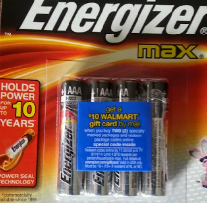 energizer batteries with rebate offer
