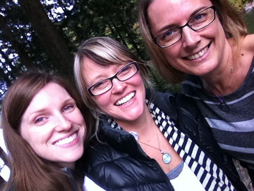 K3, K2 and K1 - the Krista's together again