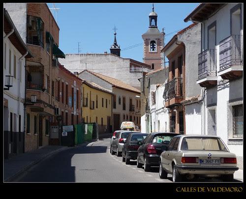 calles de Valdemoro