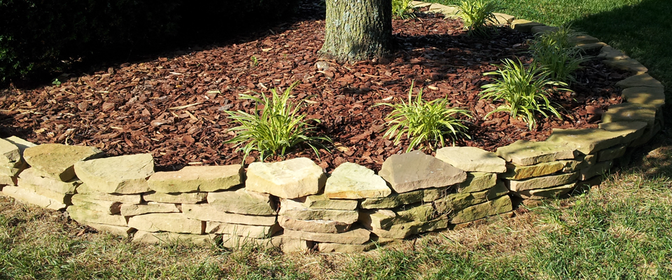 Landscaping Rock  Residential Archives  Franklin Stone