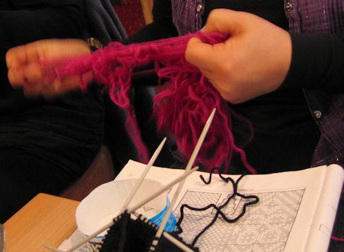 knitting :: strikkekafe i tønsberg