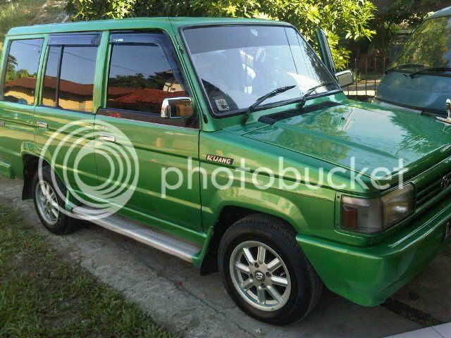 Dijual Cepat Toyota Kijang Rover GRX Tahun 1995