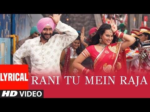 Rani Tu Mein Raja Song Lyrics  - Mika Singh, Bhavya Pandit, Yo Yo Honey Singh |
