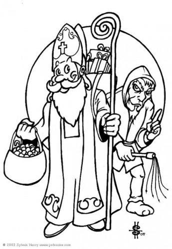 Adieu Papa Fouettard à Découvrir