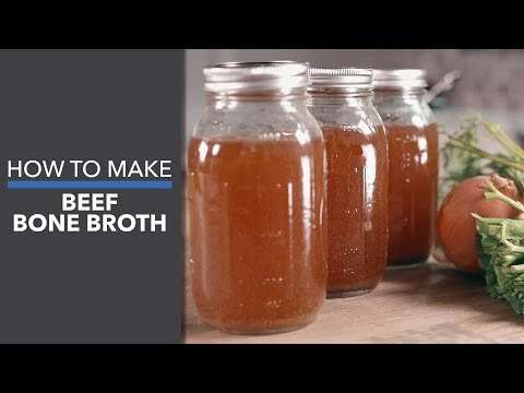 What is the broth of bones and what are the benefits?
