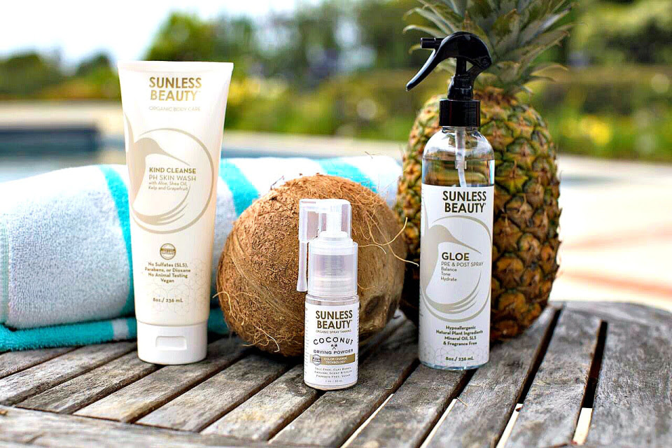 Sunless Beauty Professional Sunless Solutions