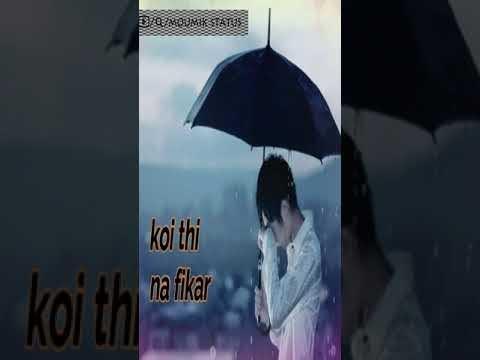 Bhula Do Bhula Do Woh Baatein Purani Status 😢 Very Sad FullScreen Status 😔 Moumik Status