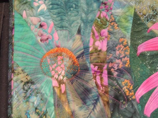 Echinacea- Detail